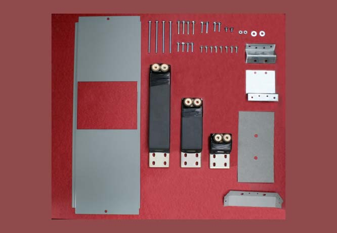 Parts of a Breaker Hardware Kit
